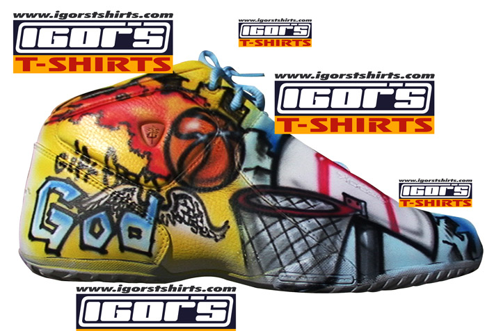 709da157c46f airbrushed shoes and tupac chuck taylors