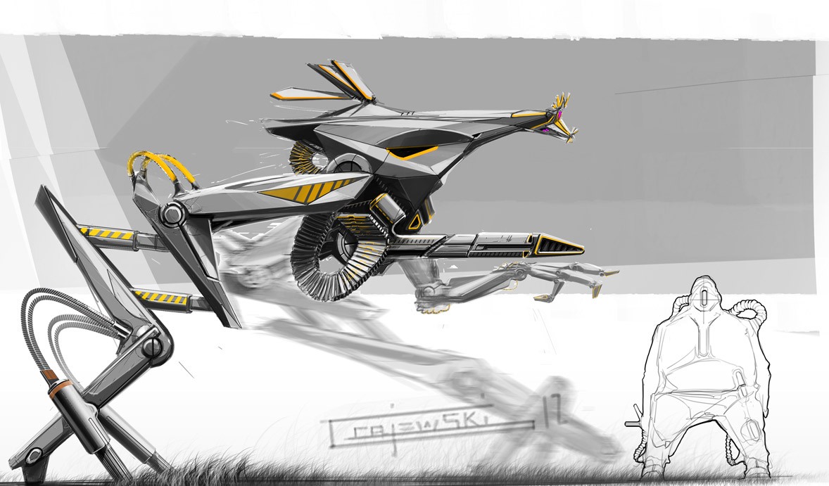 concept robots: Concept robotics by Christian Grajewski