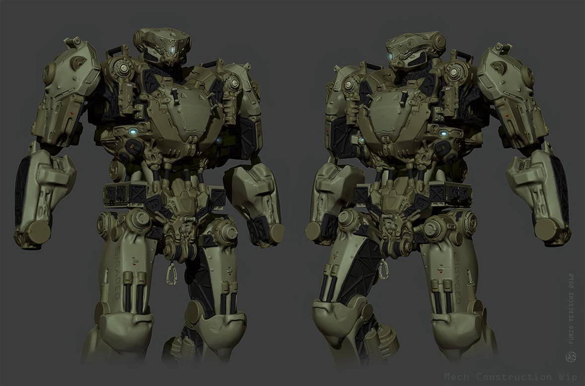 Concept Robots December 2012