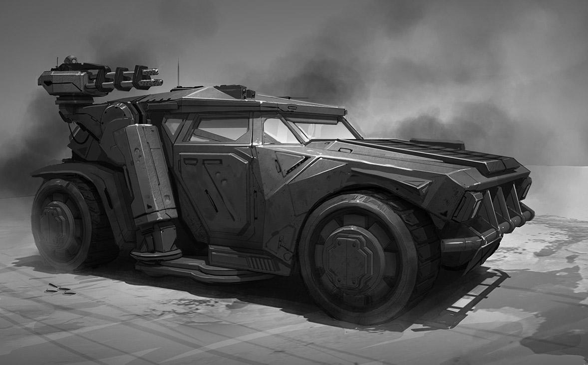 Futuristic Concepts Concept Cars And Trucks Futuristic Vehicle Concepts By Darren Bartley