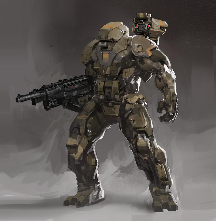 batle robot