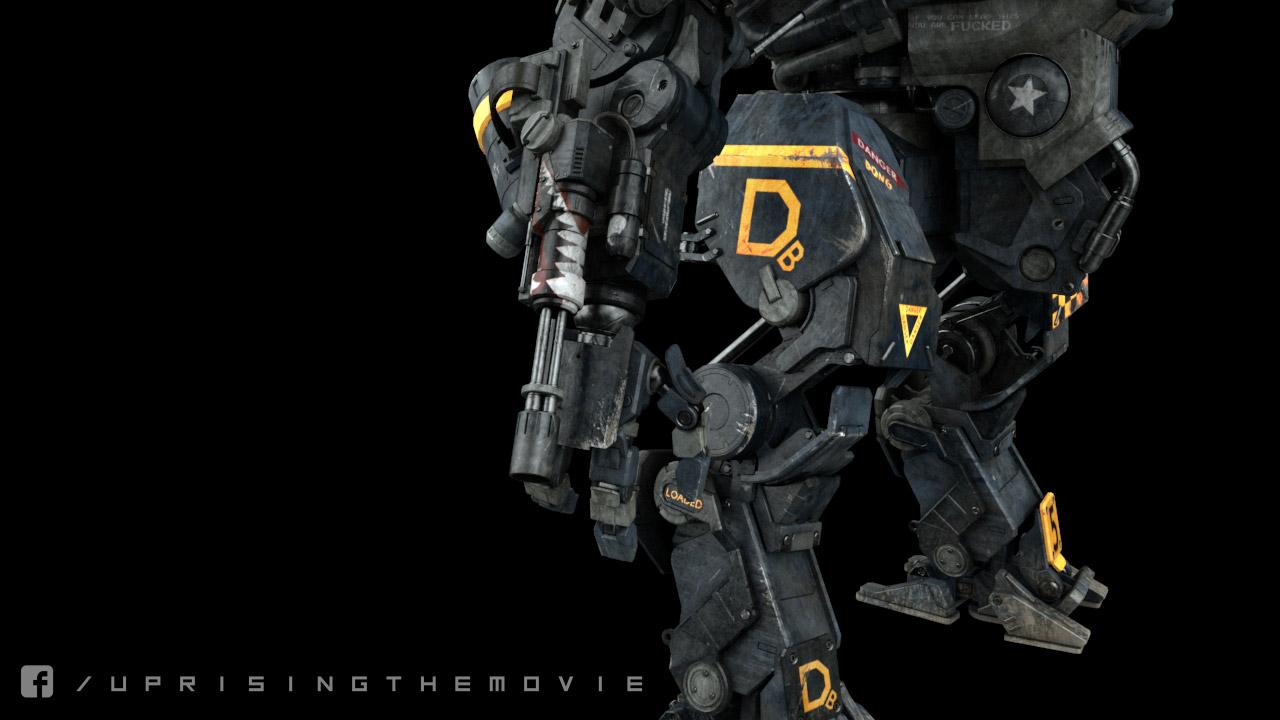 robot science fiction concept - photo #5