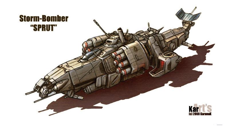 concept ships: October...