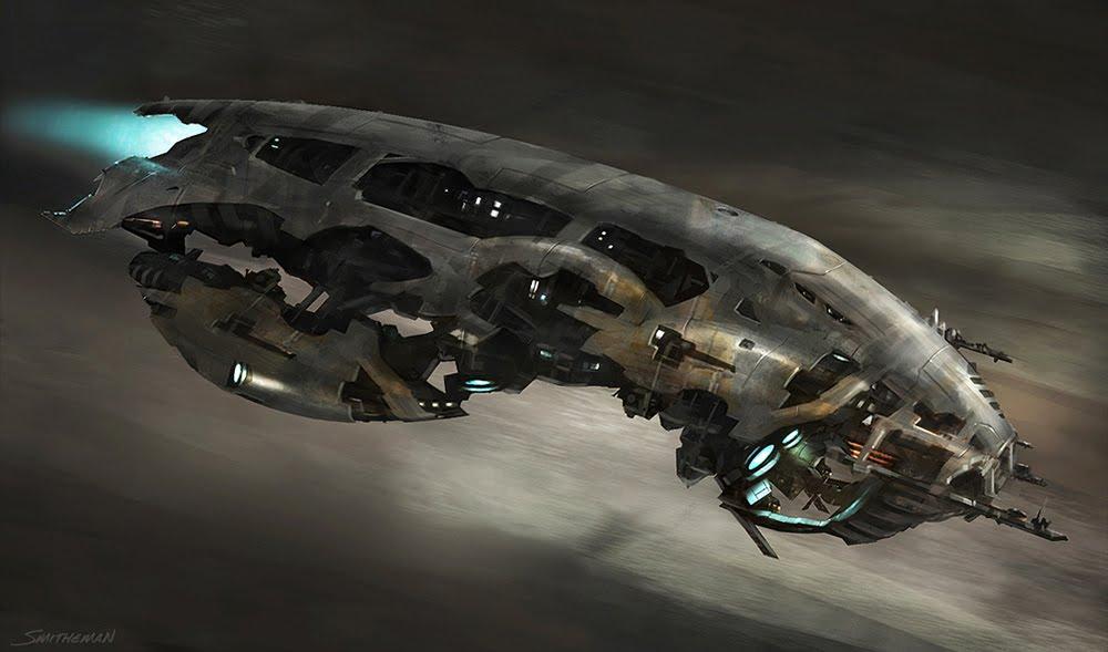 concept ships: December 2010