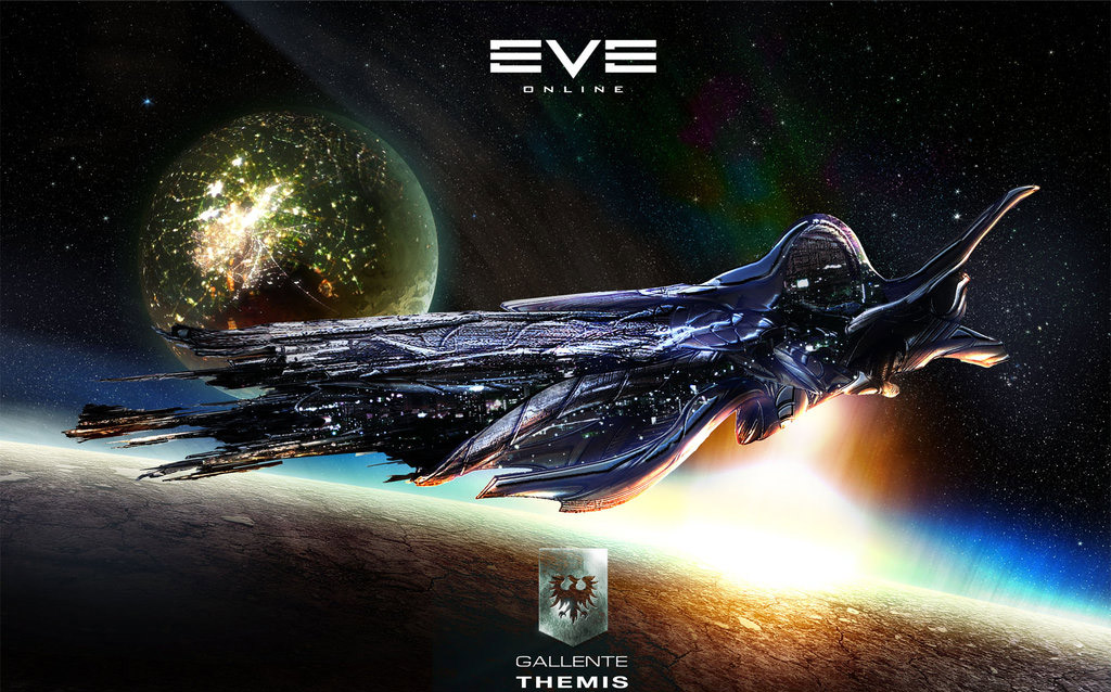 Eve Online Create A Starship Entries
