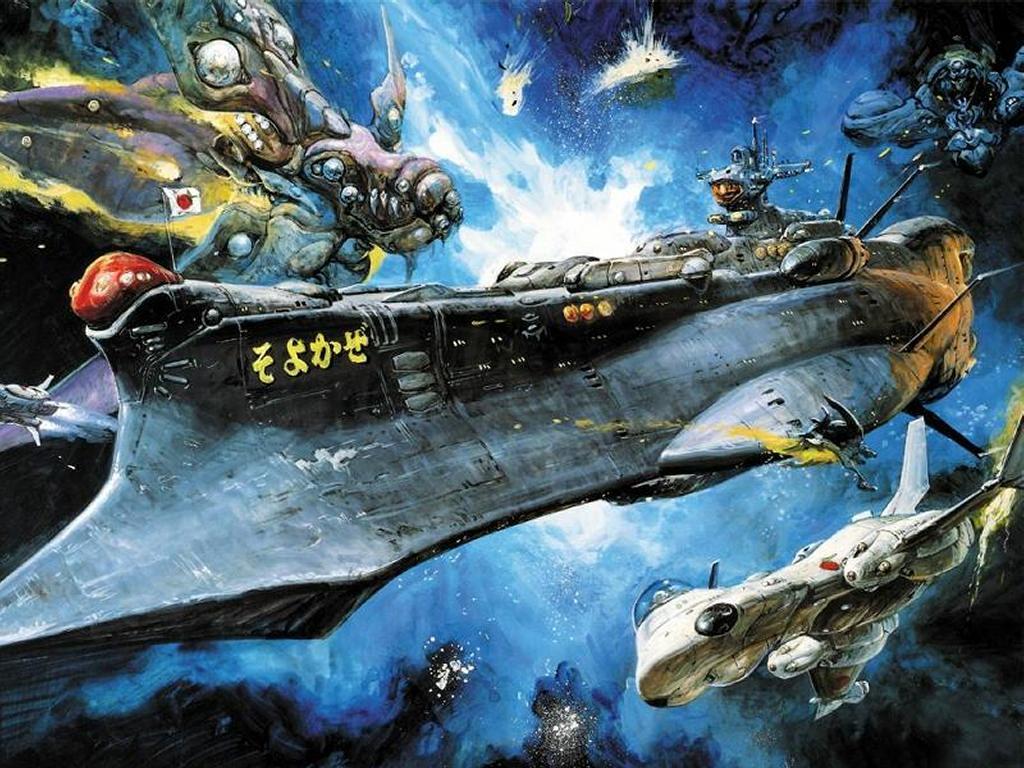 Concept Ships May 2011