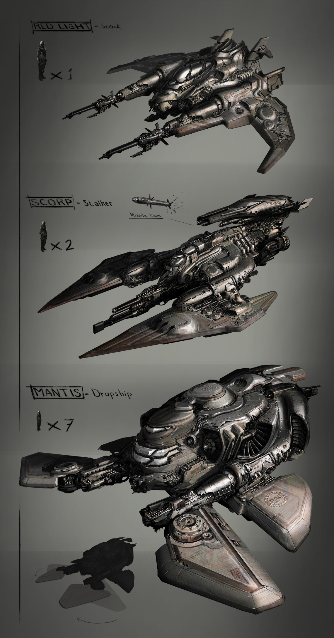 Concept ships concept spaceships by l o lasfargue for Spaceship design