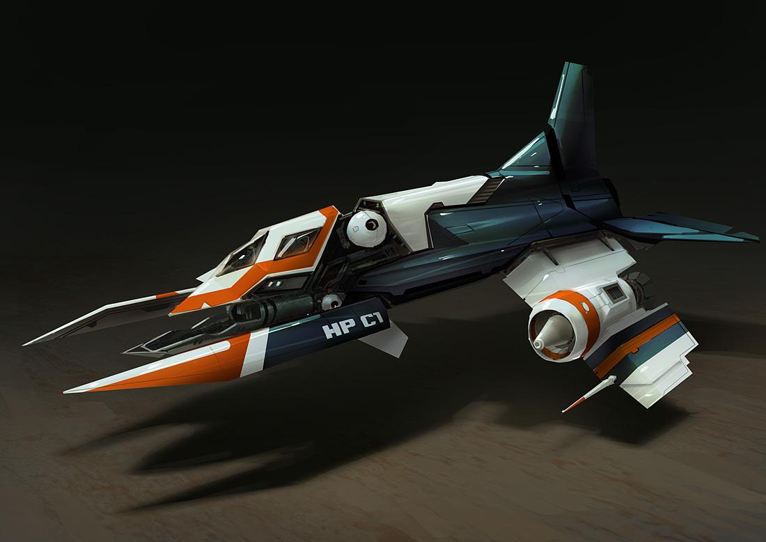 Spaceship+concept