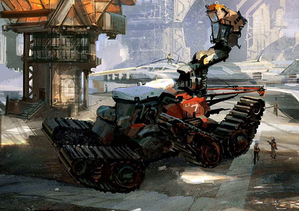 Sci Fi Vehicles Concept Art http://conceptvehicles.blogspot.com/2011_06_01_archive.html