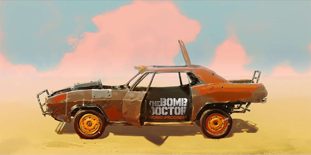 Mad Max Vs Motorcity On Pinterest Concept Cars Trucks