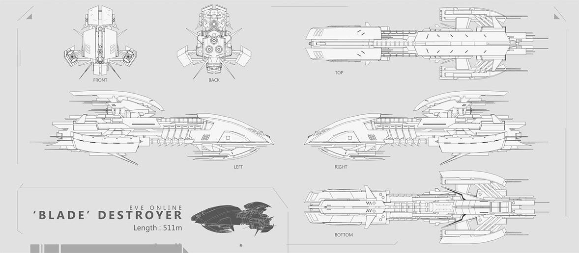 Megapost: Arte futurista y naves espaciales (Parte VII)