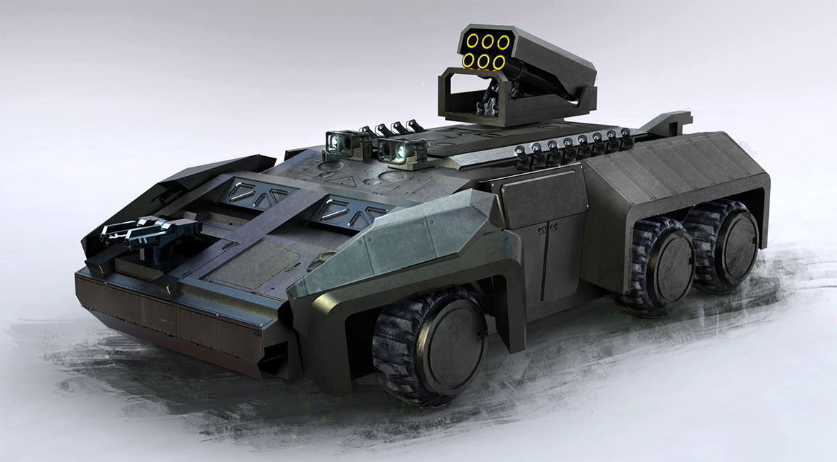 Concept Cars And Trucks Concept Vehicle Art By Kemp Remillard