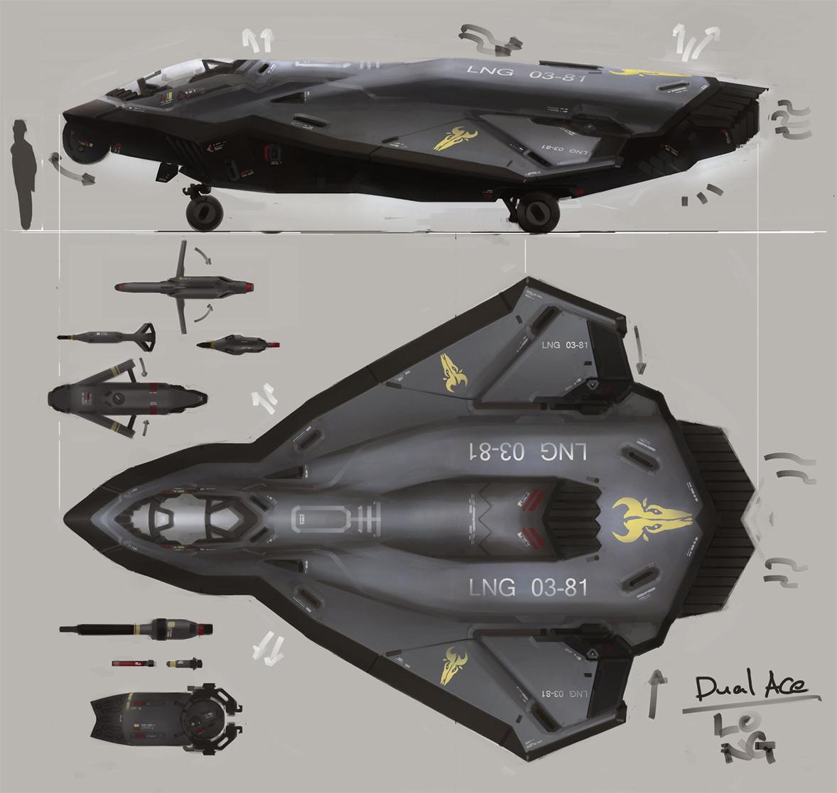 spacecraft concept - photo #17