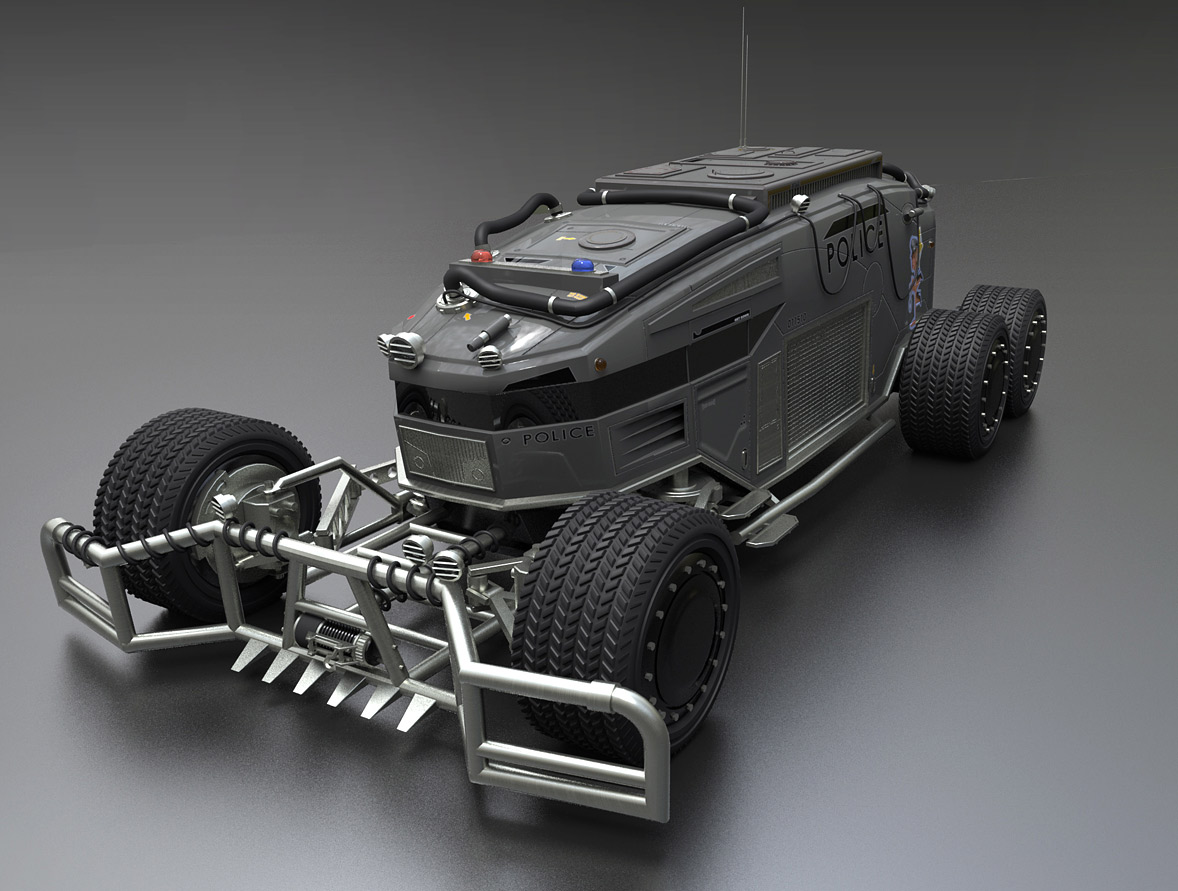 Concept Cars And Trucks: March 2012
