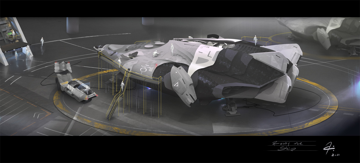 Concept Ships Concept Ships By Nathan Dollarhite
