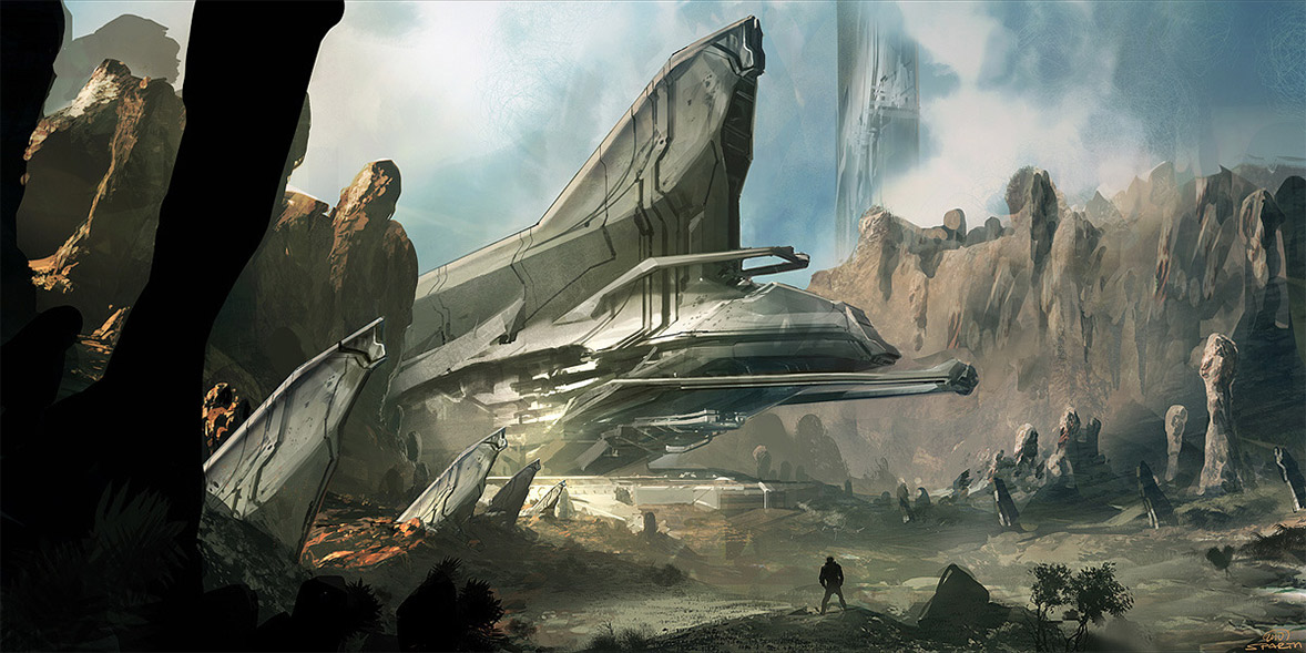 infinity blade 3 maps with Halo 4 Concept Ships And Environments on Crown Map additionally 343 Industries And Mattel Sign Master Licensing Agreement Introduce New Halo Toys as well Dark Fiend together with Iron Plate set besides Halo 4 Concept Ships And Environments.
