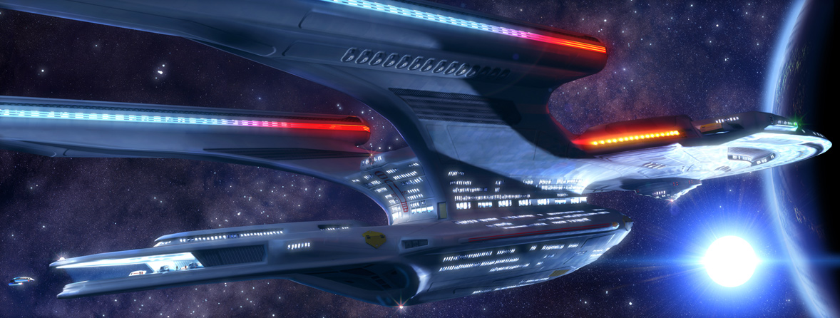 Starship Enterprise Concept