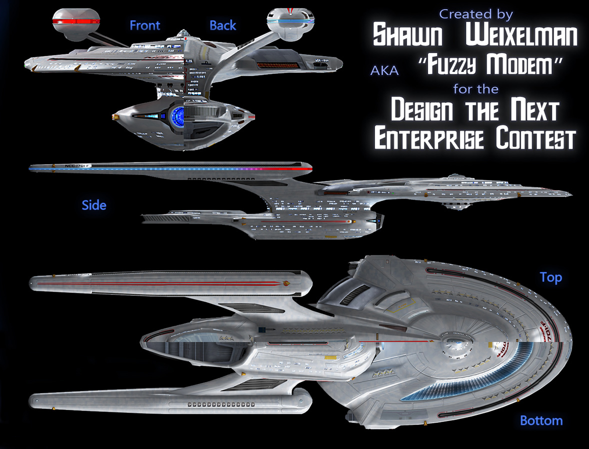 examples of the concept of the future in the star trek series Quotes about star trek  astonishment and literacy are permitted back into the series star trek was kind of terrific once,  the concept [seemed to be] to.