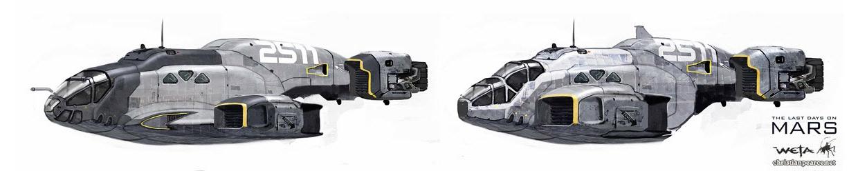 concept ships: The Las...