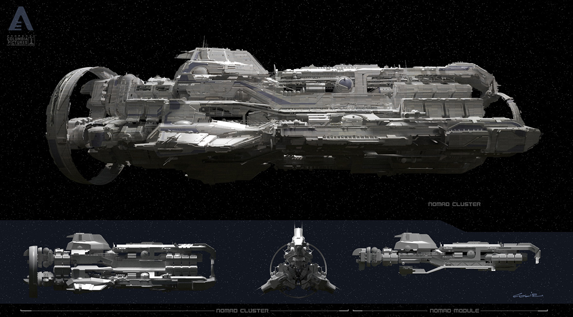 concept ships: June 2013