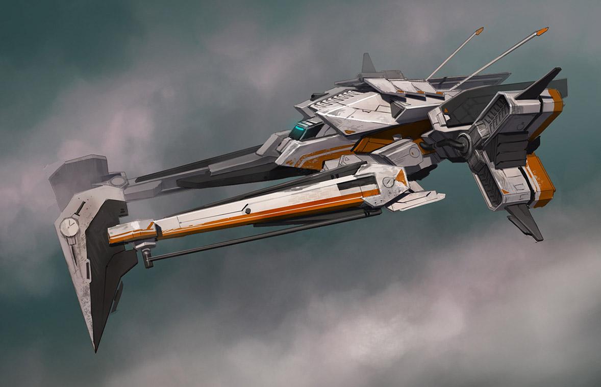 spacecraft concept - photo #16