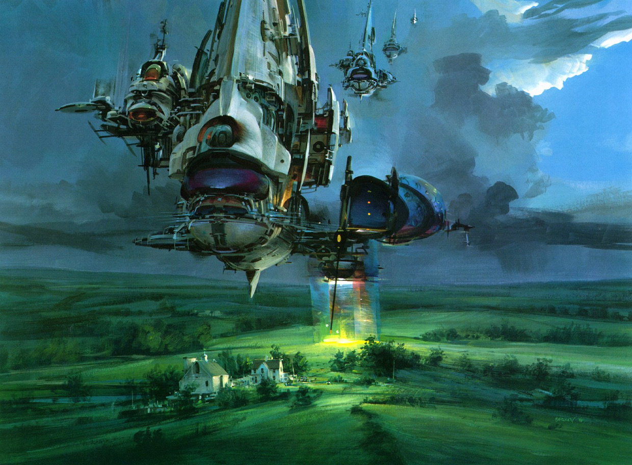 MONTHLY HEADER #91: John Berkey