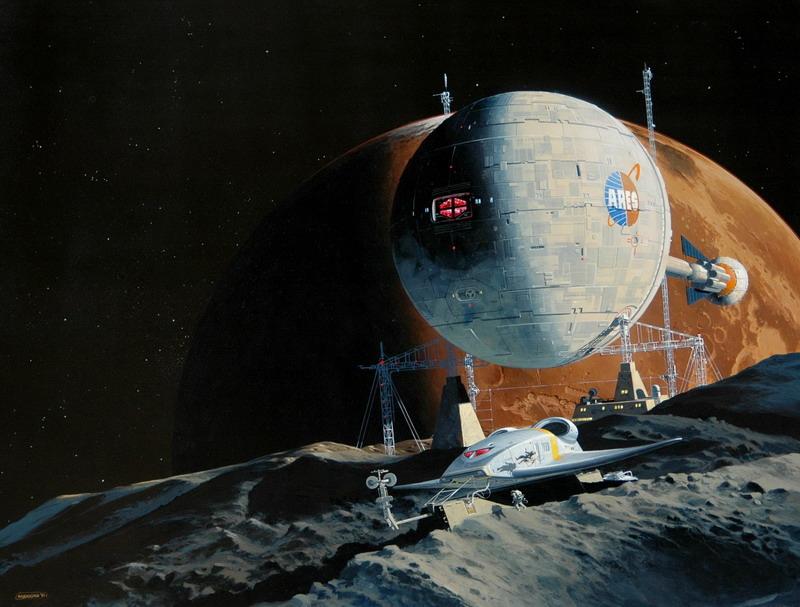 moon base concept art - photo #10