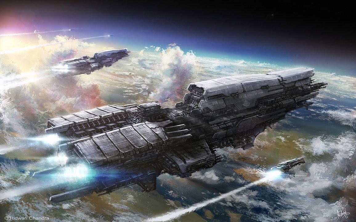 concept ships: Spacesh...