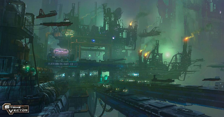 Environment Concept Art For Games