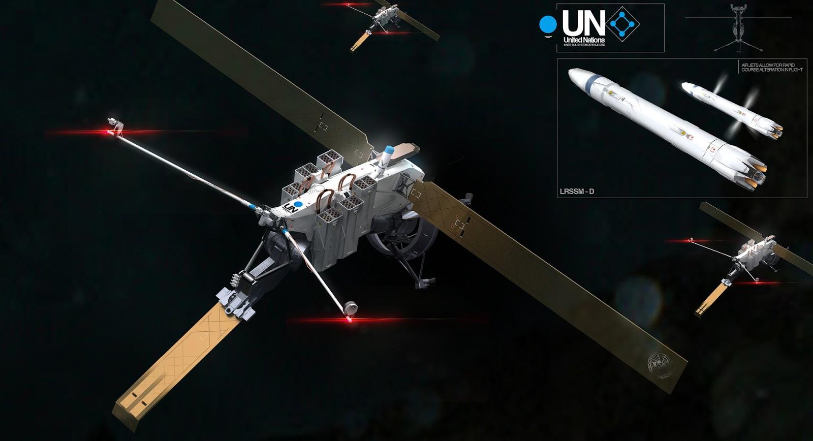 satellite sci fi nasa - photo #42