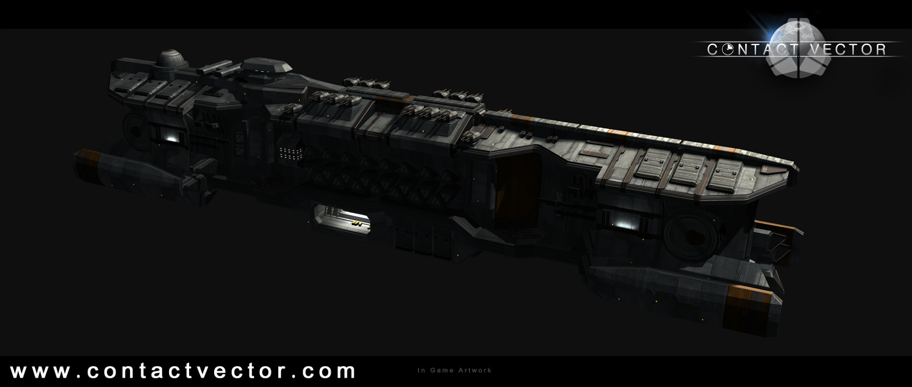 Concept Ships Concept Spaceships From Contact Vector - Spaceship design game