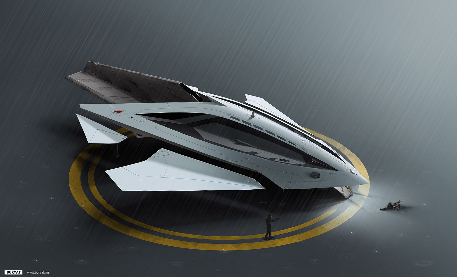 Modern Ship Design : Concept ships spaceship art by evgeny onutchin