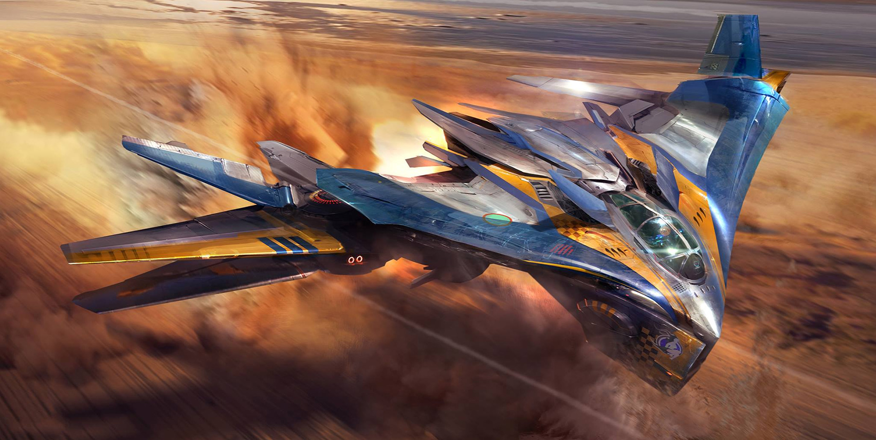Concept ships guardians of the galaxy concept art by for Art design milano