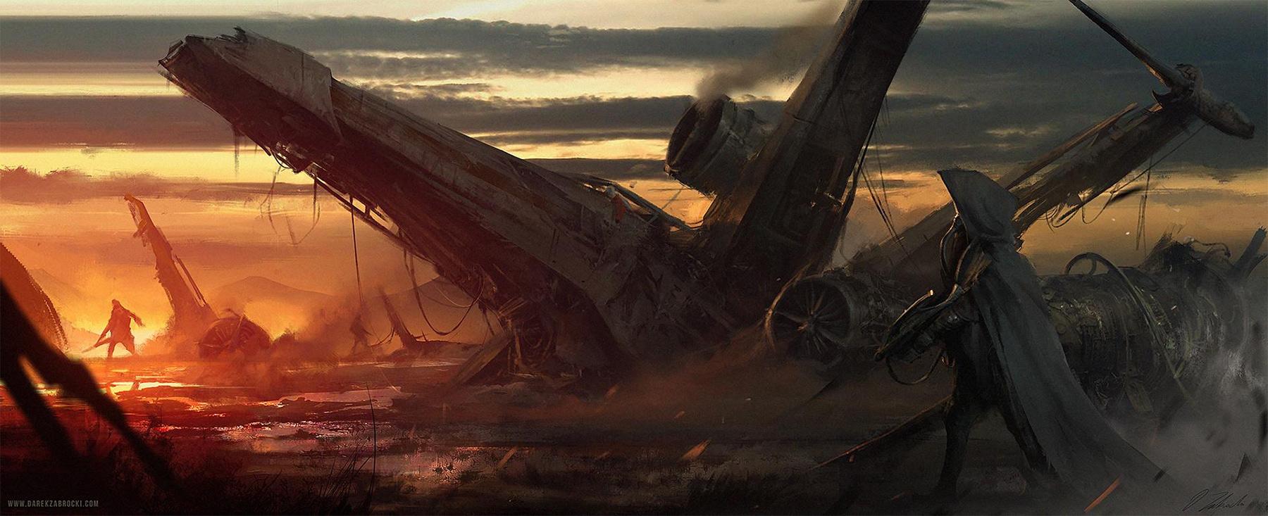 space ship crash - photo #35