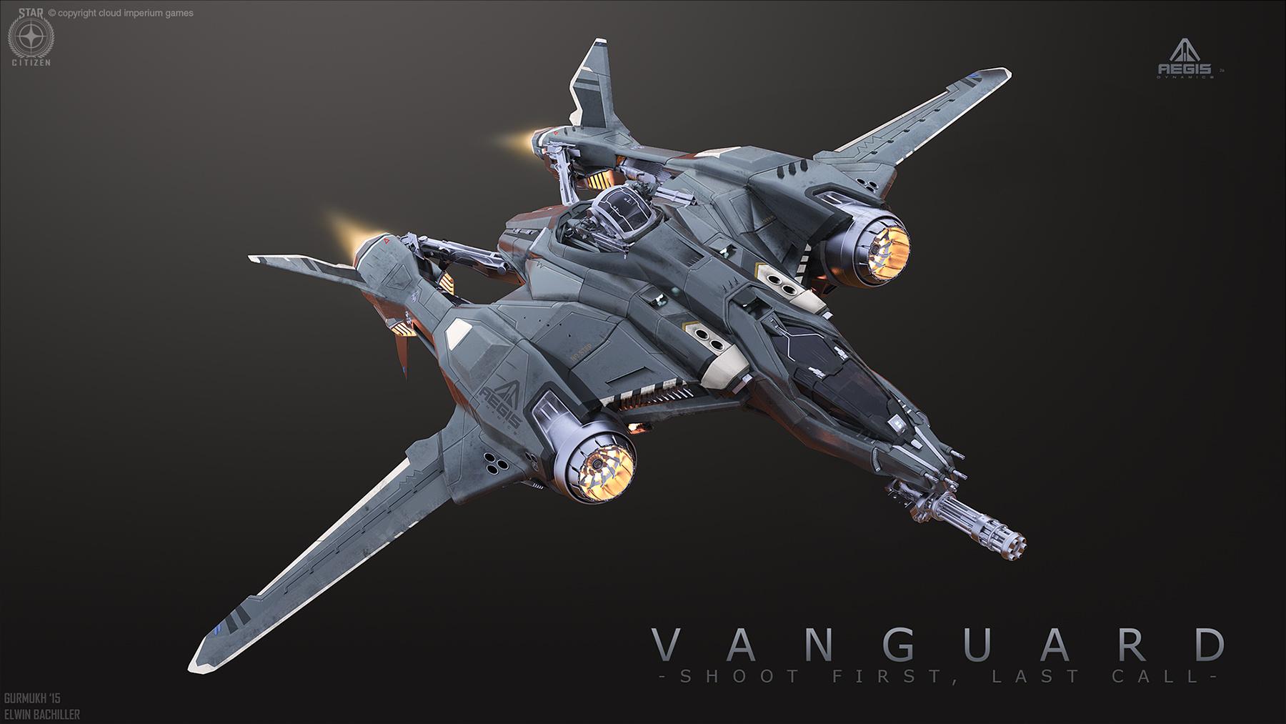 Vanguard - Vanguard From Star Citizen