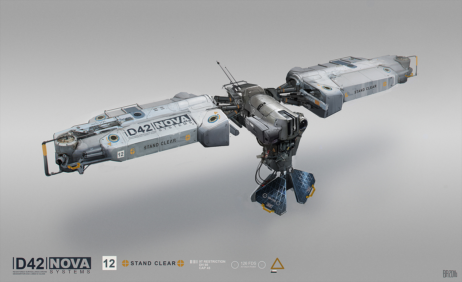 concept ships spaceship art by ben andrews