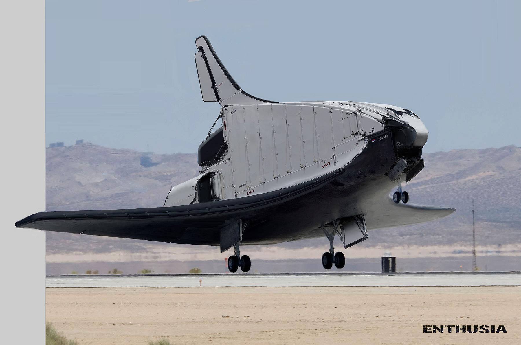 sci fi space shuttle craft - photo #49