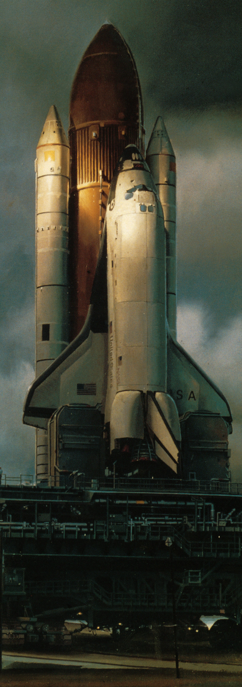 concept ships: A tribute to NASA's space shuttle program ...