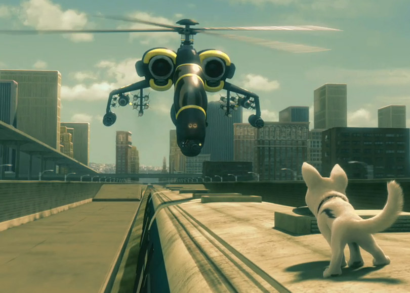 Bolt Animation Film