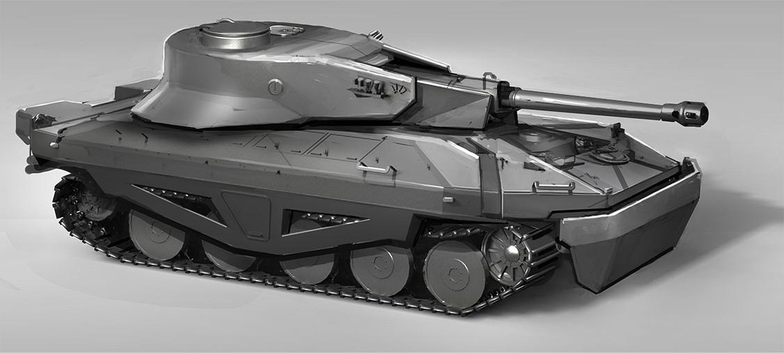 Concept Tanks February 2011