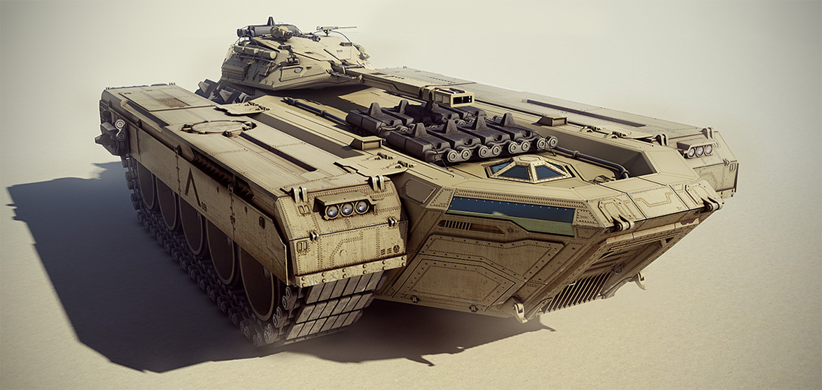 Future Military Tanks concept tank military