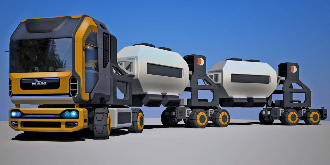 Concept Cars And Trucks Concept Truck Designs By Slava