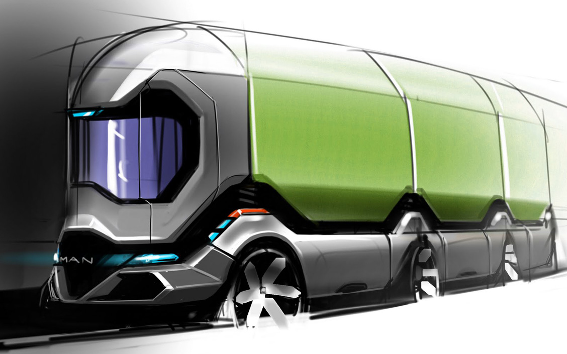 Concept Cars And Trucks: Concept Truck Designs By Slava