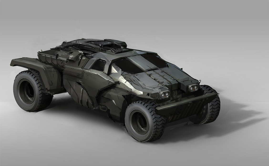 Futuristic Concept Vehicles For Defiance Post Your Dream