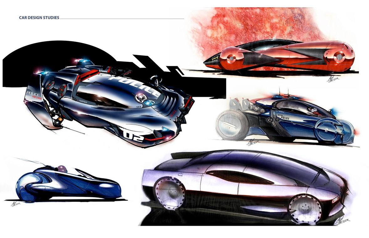 Keywords Concept Automobile Vehicle Car Design Ilration Art By Professional Veteran Artist Alex Jaeger Ilm Light And Magic