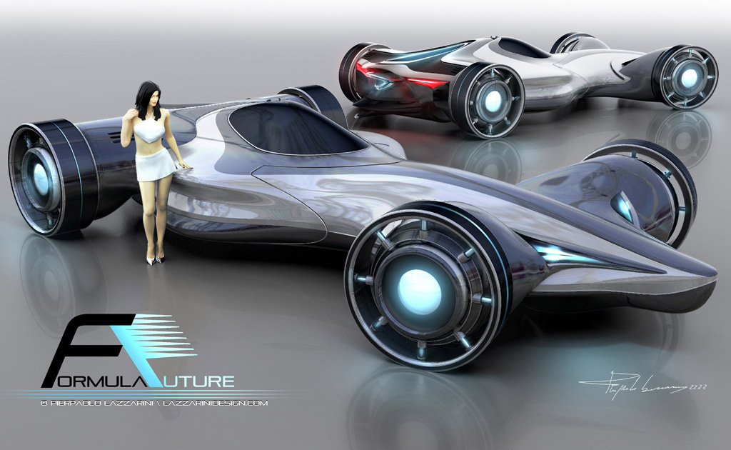 Concept Cars And Trucks: Formula Future Concept Vehicles