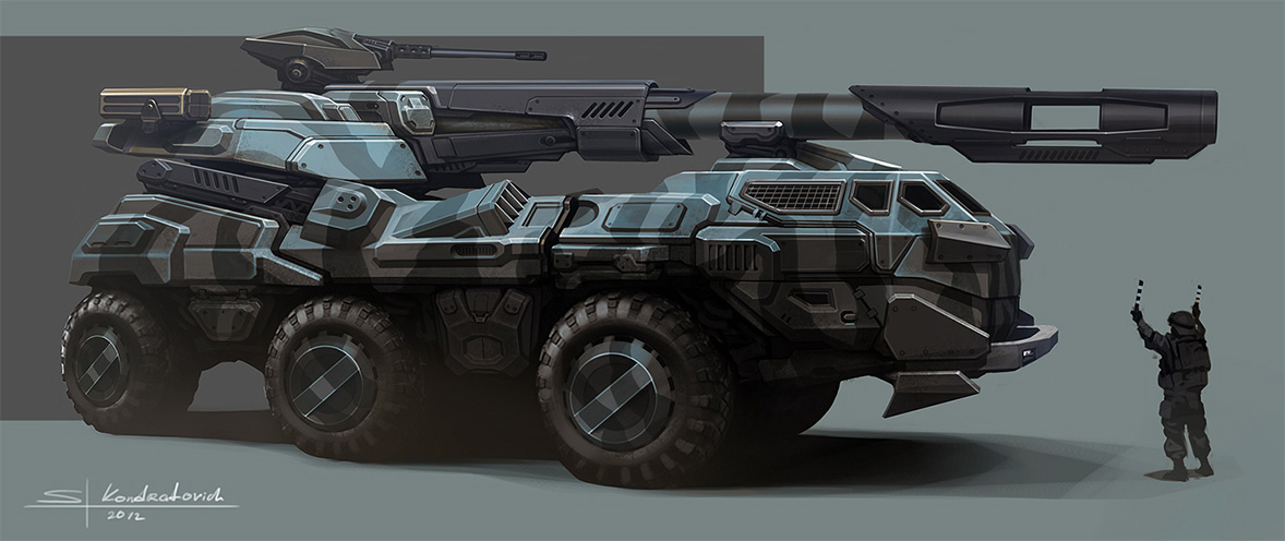 C.O.P Vehicles of War Sergey_10