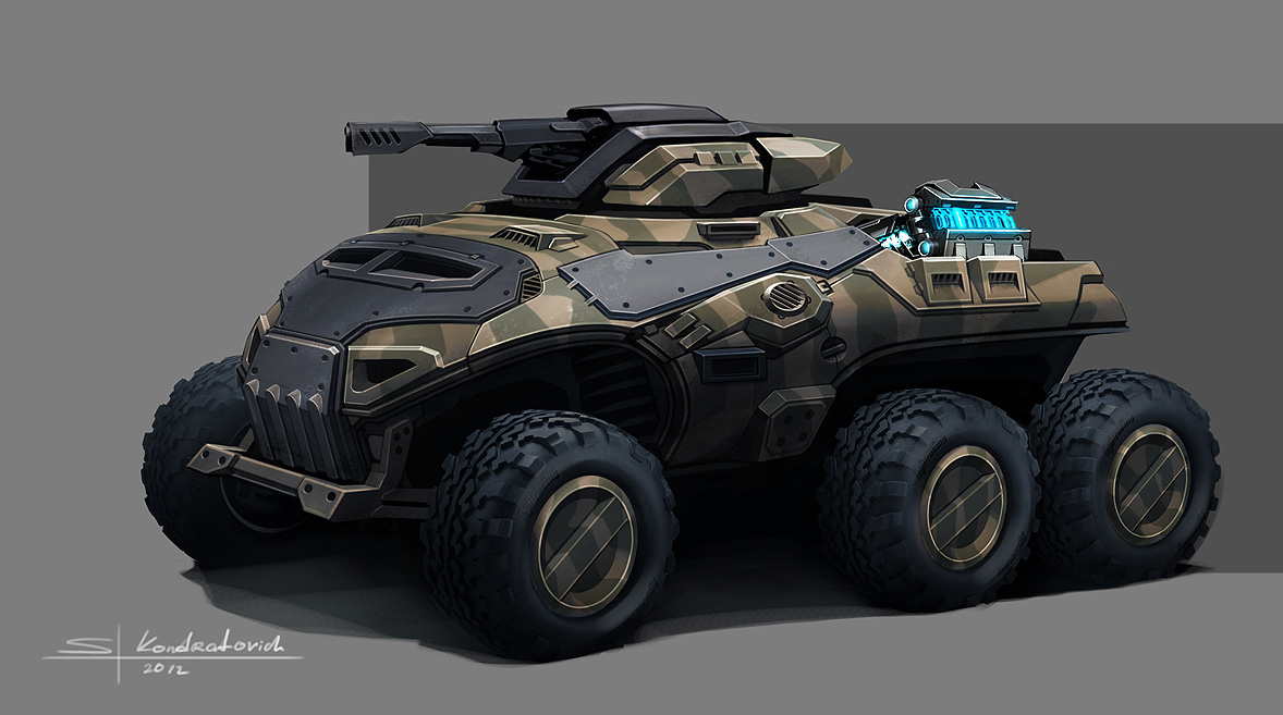 Concept cars and trucks concept military vehicles by