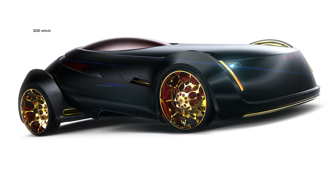 Keywords Various Concept Vehicle Auto Car Art Design By Professional Artist Paul Van Denton London Uk United Kingdom Automotive