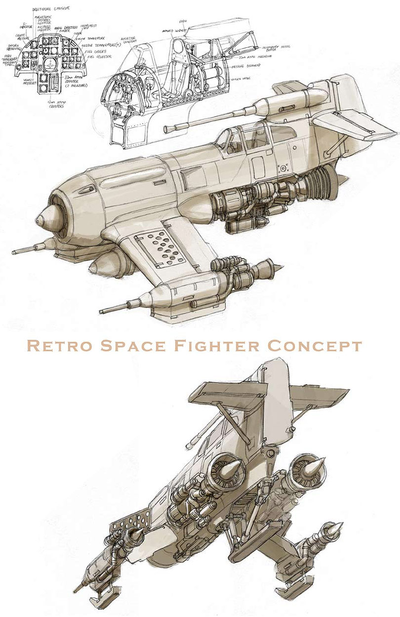 Future spacecraft designs pics about space for Retro space design